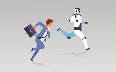 Fremtidens ledelse – kan robotter udøvelse ledelse? d. 19.3.2020