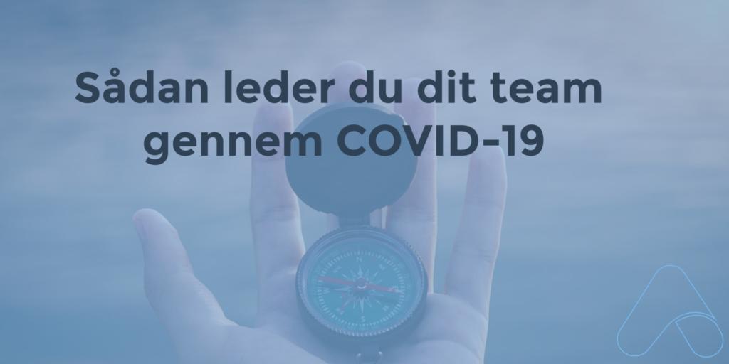 Ledelse COVID 19